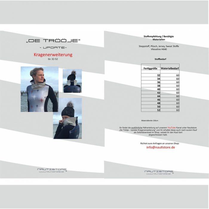 De Trööje – Kragenerweiterung