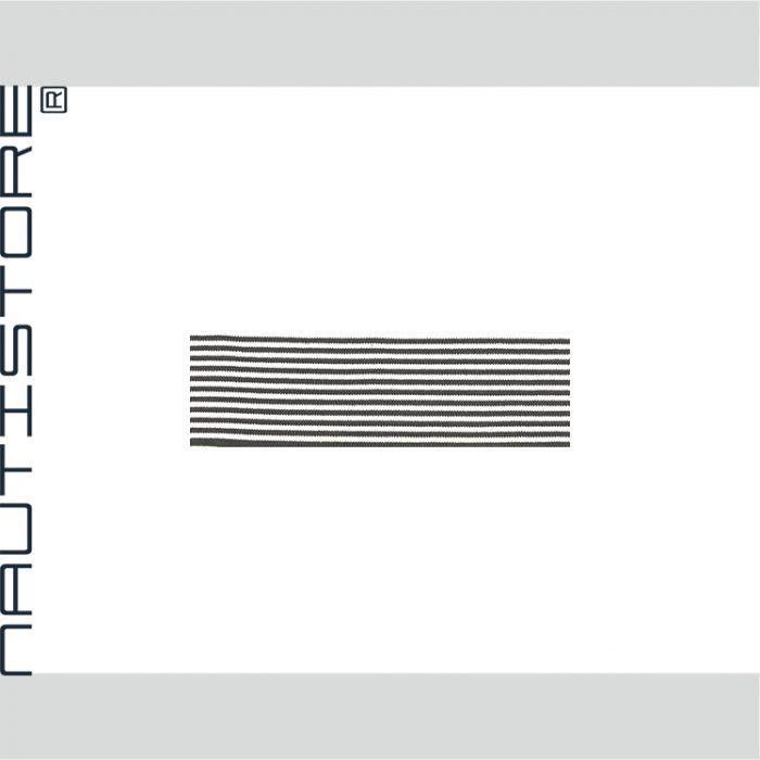 grau weiß gestreift