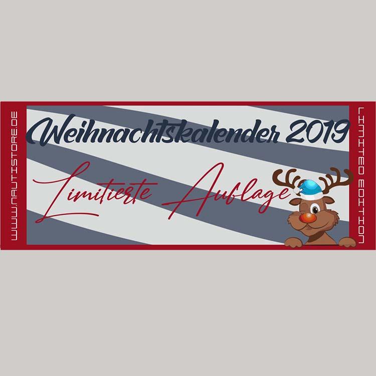 Weihnachtskalender 2019 – LIMITED EDITION