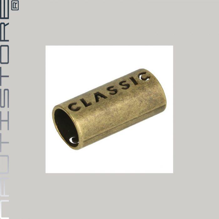 Kordelende – bronze
