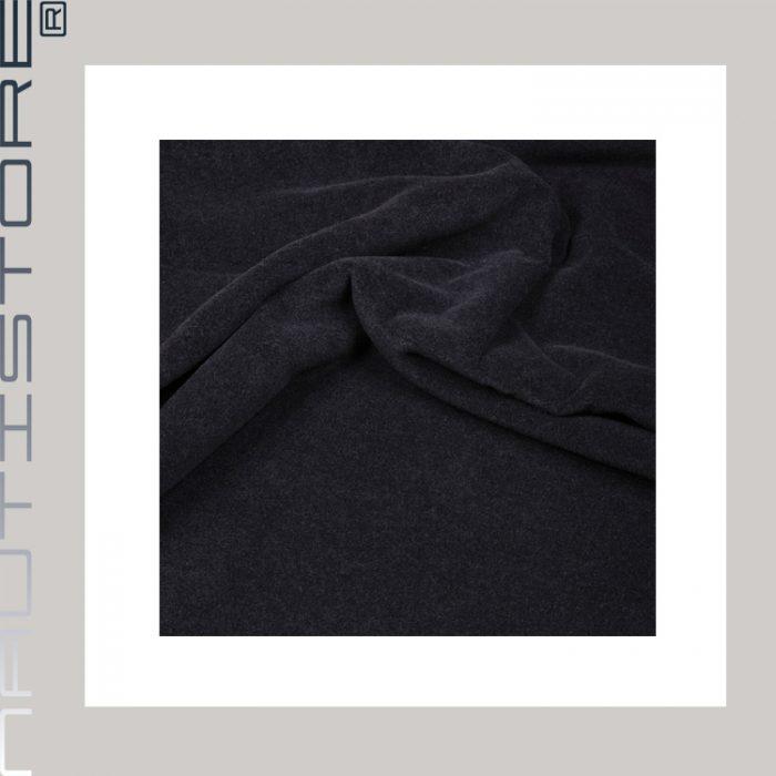 Fleece melange anthrazit 6435-140 shop